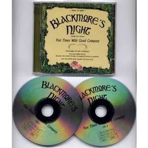 BLACKMORE'S NIGHT - Past Times With Good Company (DOUBLE CD)
