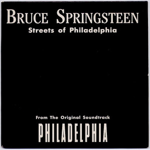 "BRUCE SPRINGSTEEN - Streets Of Philadelphia (5"" CD SINGLE)"