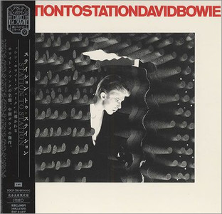 DAVID BOWIE - Station To Station (CD ALBUM)