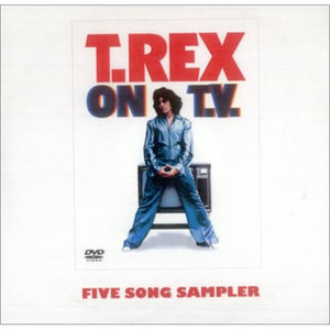 T. REX - T. Rex On T.V (DVD-R)