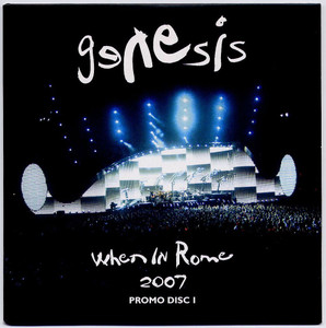 GENESIS - When In Rome (DVD)