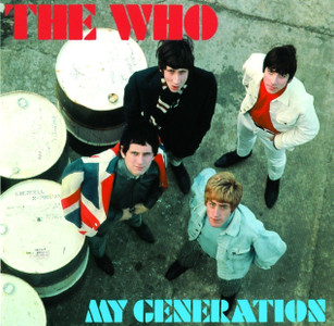 THE WHO My Generation Vinyl LP