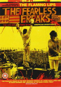 THE FLAMING LIPS The Fearless Freaks All Region DVD NEW/SEALED