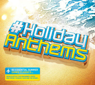 #HOLIDAY ANTHEMS 3CD SEALED/NEW 2013 David Gueta Calvin Harris ATB Faithless