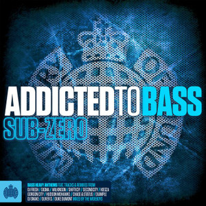 ADDICTED TO BASS SUB-ZERO 2014 UK 3-CD box set NEW/SEALED Ministry Of Sound