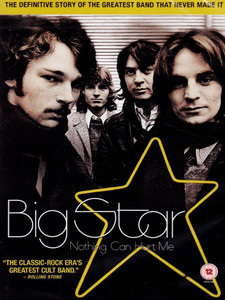 BIG STAR Nothing Can Hurt Me 2013 DVD NEW / SEALED Alex Chilton
