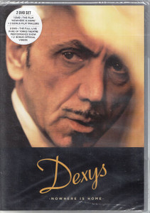 DEXYS Nowhere Is Home / Live at Duke Of York's Theatre 2014 2-DVD NEW/SEALED