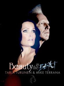 TARJA TURUNEN & MIKE TERRANA Beauty & The Beat 2014 DVD NEW/SEALED Nightwish
