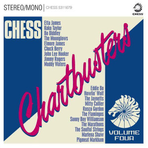 CHESS CHARTBUSTERS Volume Four 2008 CD NEW/UNPLAYED Etta James Bo Diddley