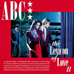 ABC The Lexicon Of Love II 2016 11-track vinyl LP NEW/SEALED