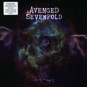 AVENGED SEVENFOLD The Stage 2016 heavyweight 180g vinyl 2LP NEW/SEALED