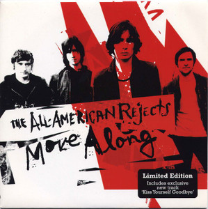 """ALL-AMERICAN REJECTS - Move Along (7"""" Vinyl Single)"""