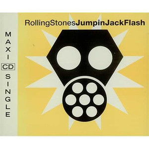"ROLLING STONES - Jumpin' Jack Flash (5"" CD SINGLE)"