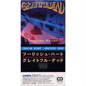 "GRATEFUL DEAD - Foolish Heart (3"" CD SINGLE)"