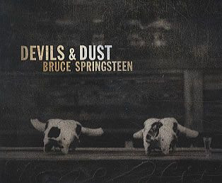 "BRUCE SPRINGSTEEN - Devils & Dust (5"" CD SINGLE)"