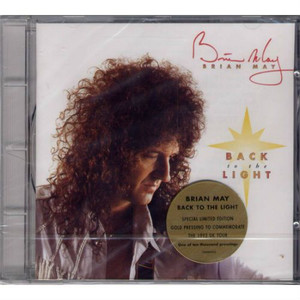 BRIAN MAY - Back To The Light (CD ALBUM)