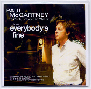 PAUL MCCARTNEY - (I Want To) Come Home (CD-R)