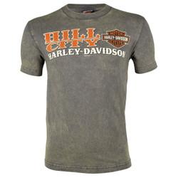 Hill City Harley-Davidson® Men's Lower Rushmore Vintage Ivy Short Sleeve T-Shirt