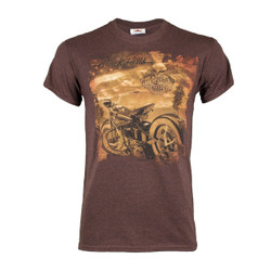 Black Hills Harley-Davidson® Men's Enduring Rust Short Sleeve T-Shirt