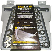 13009 - 5/16-3/4 GEAR WRENCH WR. SET