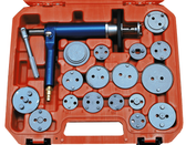 2372 - 18Pc. Pneumatic Rear Disc Caliper Tool Set