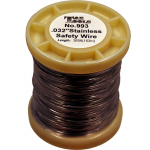 993 - .032inch Stainless Safety Wire