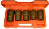 "J9905 - 5Pc. 1"" Dr. Budd Wheel Socket Set"
