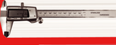 MT220-150 - 150MM DIGITAL VERNIER WITH FRACTIONS - AVAILABLE 5/2015