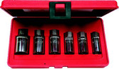 5050 - 6Pc. SAE Roller Cam Stud Extractor Set