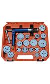 2372 - 18Pc Pneumatic Rear Disc Caliper Tool Set