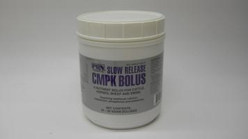 CMPK Slow Release Bolus