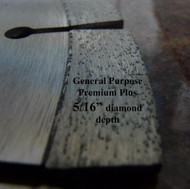 Premium. Sintered. Segmented. Recommended for angle grinders and skil saws.