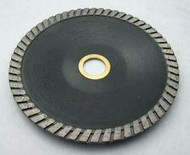 Concave Turbo rim - For cutting sink holes. Best on angle grinders.
