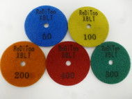 "5"" x 3mm - XBLT Pads"