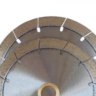Supreme Plus. Excelsior. Terrazzo, Hard Granites, Hard Concrete ,Chip free.