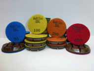 """3"""" x 7/16"""" (12mm) Dry/Wet Polishing XBL Pads"""