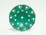 """""""S"""" Cup Light Green bond 40 grit"""