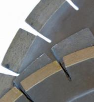 Ultra Supreme Plus Granite Blade - Granite Bridge Saw Blade