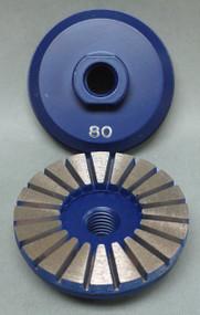 "3"" Blue Turbo Bond"