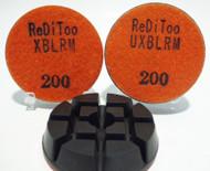 """3"""" XBLRM & UXBLRM Pad (200 grit Only)"""