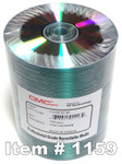 CMC Pro (TY) CD-R 80 Silver Lacquer, 100-Pack (T-CDR-ZZ-SK)