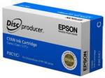 EPSON Cyan Ink Cartridge PJIC1(C)  for DiscProducer PP-100