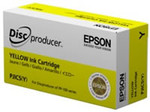 EPSON Yellow Ink Cartridge PJIC5(Y) for DiscProducer PP-100