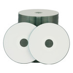 Rimage TY DVD-R 4.7GB 16X Everest White Thermal Hub Printable,100-Pack