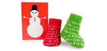 Trumpette 1 pair Baby Christmas Socks 0-12 months