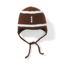 San Diego Hat Co. BROWN FOOTBALL Baby 6-12M,1-2T,2-4T