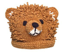San Diego Hat Co. BROWN LION Baby beanie 0-6M,6-12M,1-2 years