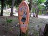 """Hula Hotel Lounge"" Vintage Replica - 30"" Hawaiian Heritage"