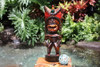 "Money Tiki God 20"" - Hand Carved - Hawaii Treasure"