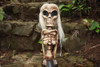 "SKELETON STATUE 16"" CROSSBONES - HALLOWEEN DECOR 2"